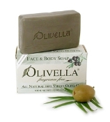 Olivella Fragrance Free Bar Soap